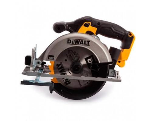 Пила дисковая аккумуляторная DeWALT DCS391N