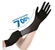 Нитриловые перчатки Franz Mensch Safe Super Stretch (M)