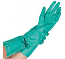 Химически стойкие перчатки Franz Mensch Nitril Professional (S)