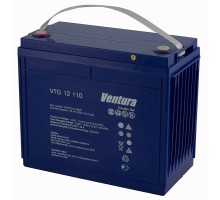 Гелевый аккумулятор Ventura VTG 12-110 M8