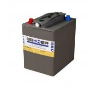 Тяговая аккумуляторная батарея BECKER 6V 175Ah
