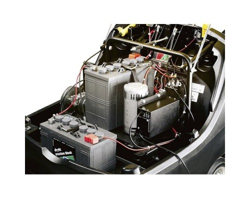 Подметально-всасывающая машина Karcher KM 85/50 W Bp Pack Classic