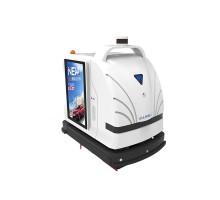 Поломоечная машина-робот KEER Cleanbo