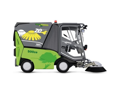 Аккумуляторная подметальная машина Green Machines 500ze Light