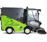 Вакуумная подметальная машина Green Machines 636HS Diesel
