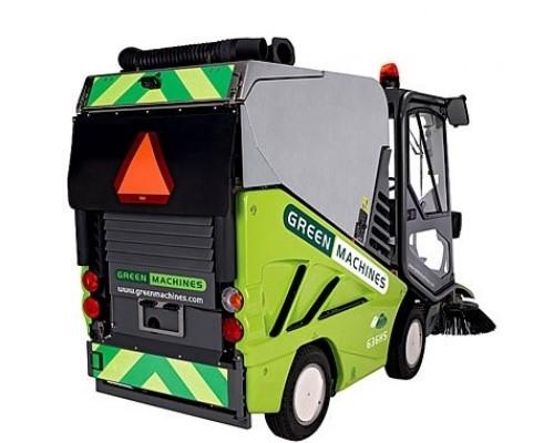 Коммунальная уборочная машина Green Machines 636HS Diesel