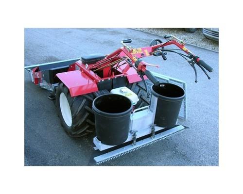Машина для очистки песка Scam Cavalluccio