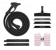 Набор аксессуаров POLTI Steam and Vacuum Kit (шланг 5 м)