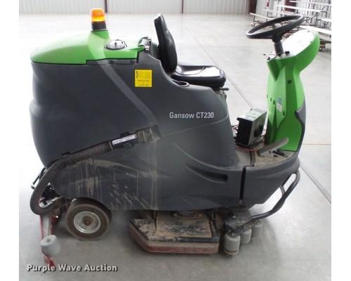 Поломоечная машина IPC Gansow CT230 BT85