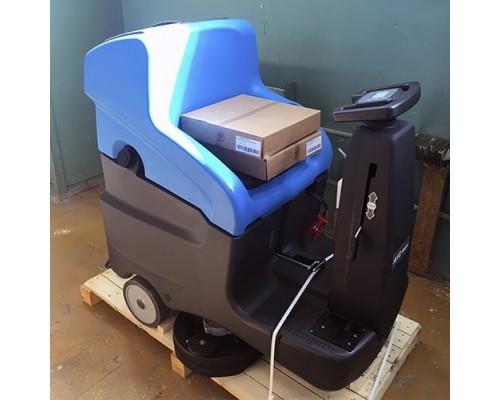 Аккумуляторная поломоечная машина BECKER A12 66 Rider (без ЗУ, без АКБ)