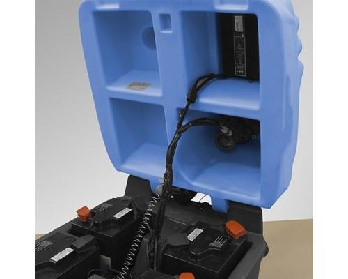 Аккумуляторная поломоечная машина BECKER A13 R 85 UP (+ зарядное устройство)