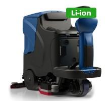 Поломоечная машина с литий-ионными аккумуляторами BECKER CT110 BT70 Li-Titan 4/4