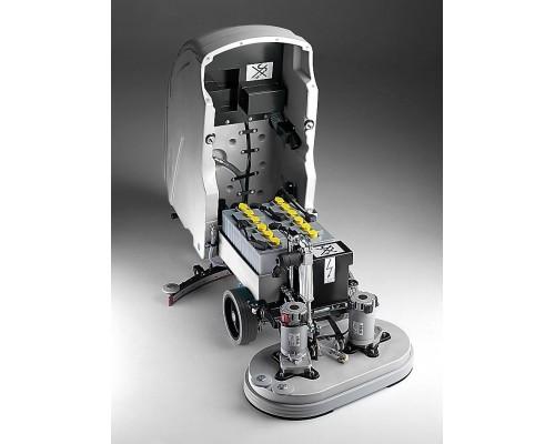 Аккумуляторная поломоечная машина с приводом MACH M810 TRAC M