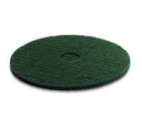 Пад зеленый Karcher 432 мм
