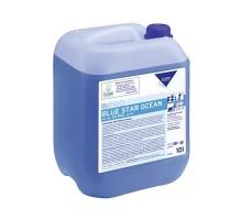 Универсальное моющее средство для пола Kleen Purgatis Blue Star Ocean 10 л