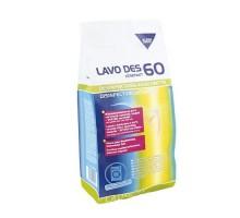 Дезинфицирующий стиральный порошок Kleen Purgatis Lavo Des 60 Kompakt 15 кг