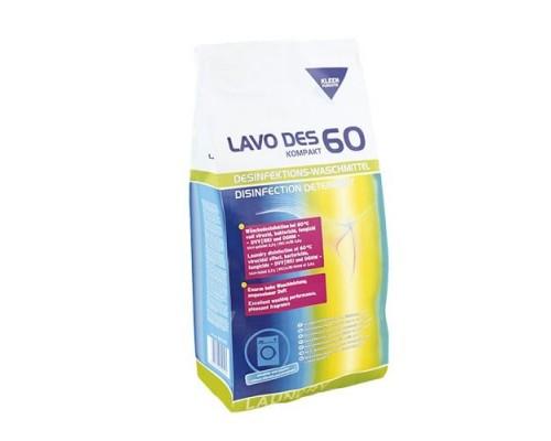 Стиральный порошок для дезинфекции Kleen Purgatis Lavo DES 60 Kompakt