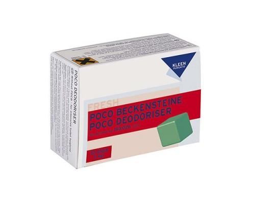 Чистящие кубики для писсуаров Kleen Purgatis Poco Deodoriser 1 кг