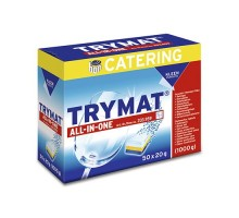 Таблетки для посудомоечных машин Kleen Purgatis Trymat All-In-One