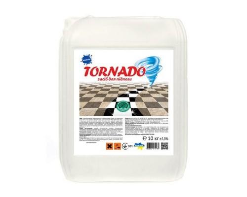 "Средство для уборки пола ""TORNADO"" 10 кг"