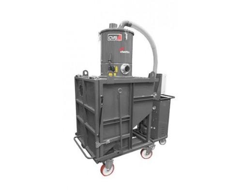 Промышленный пылесос Delfin C600 T125