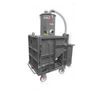 Промышленный пылесос Delfin C600 T75