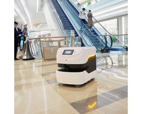 Робот-поломоечная машина Reeman Snail Sweeper