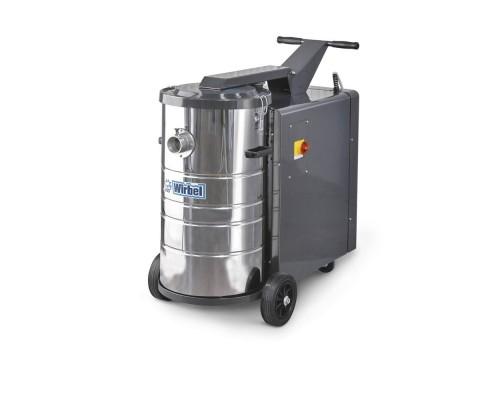 Промышленный пылесос Wirbel T 54 HP 5.5 380V - HD
