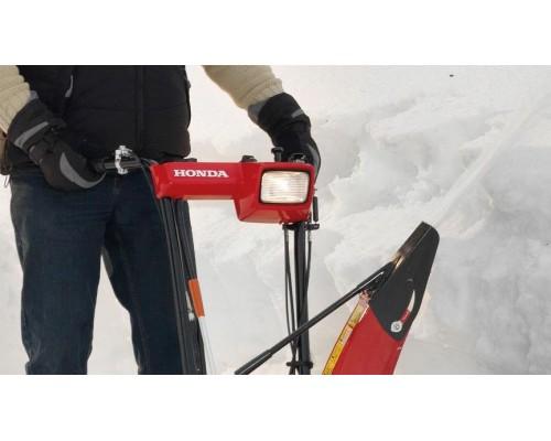 Бензиновый снегоуборщик HONDA HSS 655 ET1D