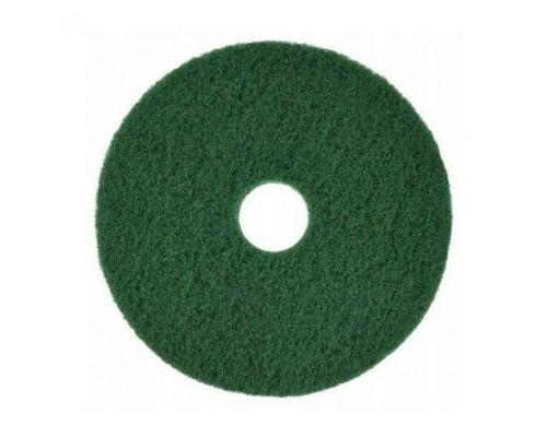 Чистящий зеленый пад IPC Gansow, 350 мм (5 шт)