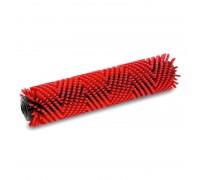 Валик щетки комплектный для замены BR 55, средний, красный, 550 mm