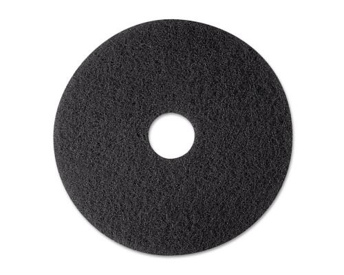 Чистящий черный пад IPC Gansow, 350 мм (5 шт)