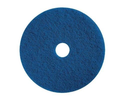 Чистящий синий пад IPC Gansow, 350 мм (5 шт)