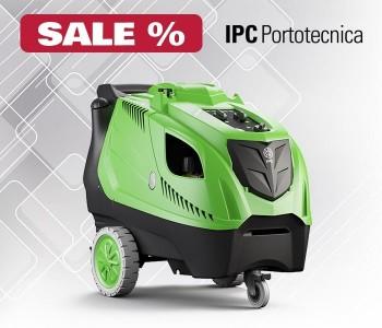 Скидки 30% на аппараты высокого давления IPC Portotecnica